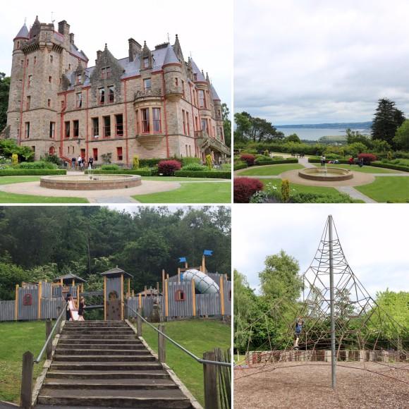 Belfast Castle_Cave Hill Playground_Belfast_Northern Ireland