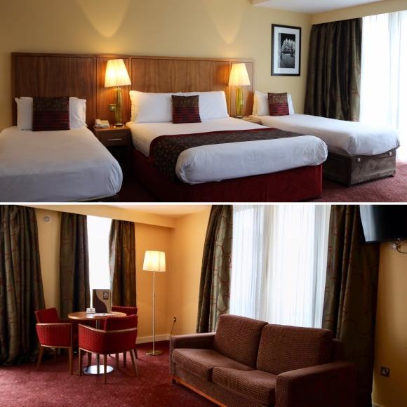 Family Room_Glashaus Hotel_Dublin_Ireland