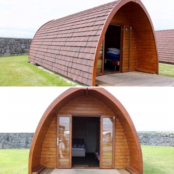 Glamping Pod_Nagles Camping & Caravan Park_Doolin_Ireland