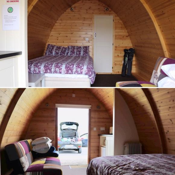 Glamping Pod_Nagles Camping & Caravan Park_Doolin_Ireland_1