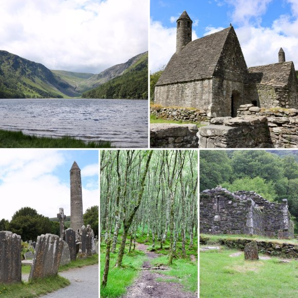 Glendalough Valley_County Wicklow_Ireland