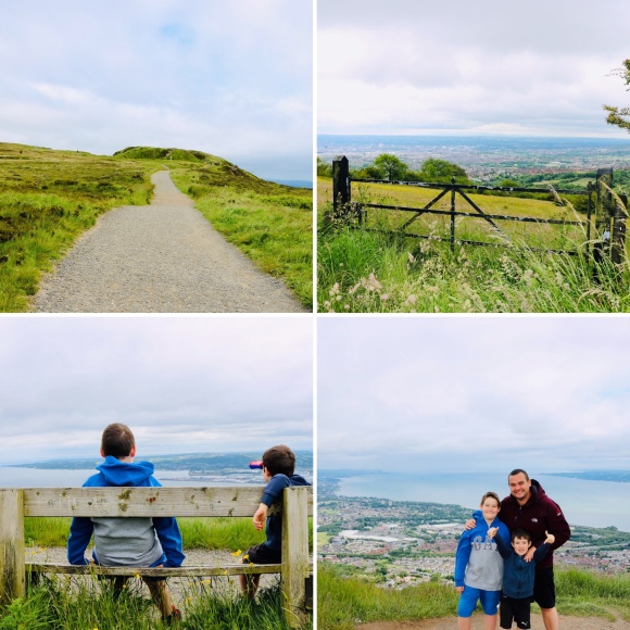 McArt's Fort_Cave Hill Country Park_Belfast_Northern Ireland