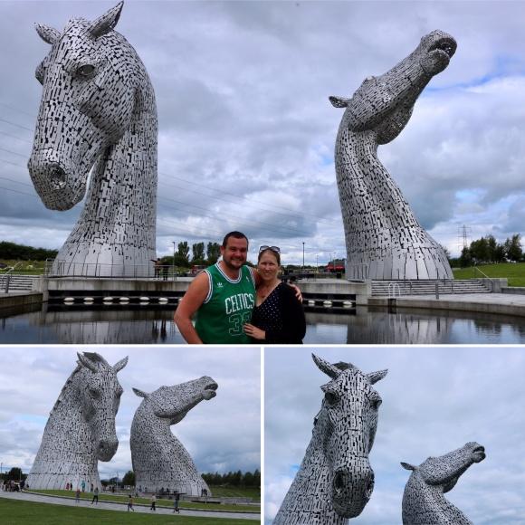 The Kelpies_Helix Park_Falkirk_Scotland