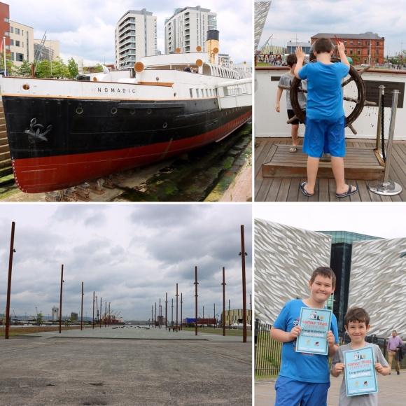 Titanic Belfast Museum_Belfast_Northern Ireland_1